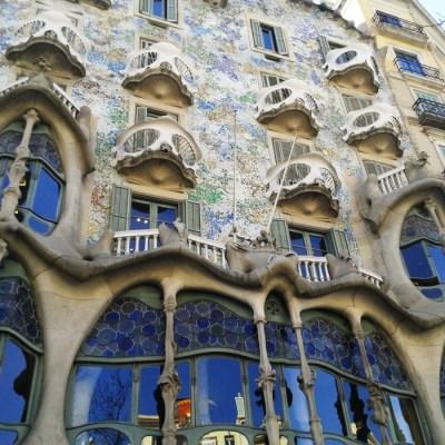 Un día por Barcelona