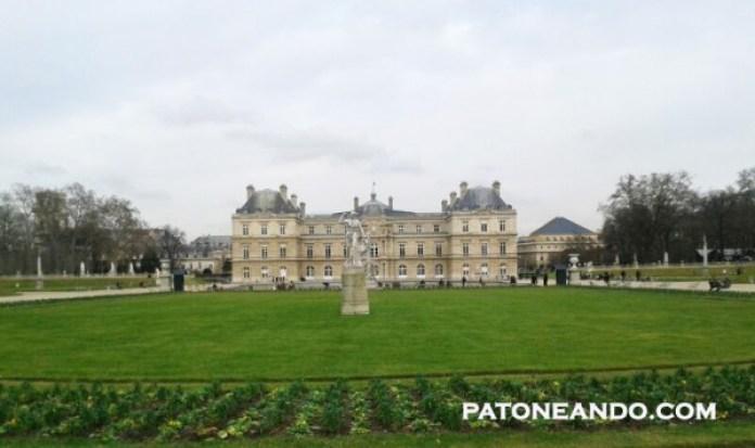 Viajar barato por Europa, Paris
