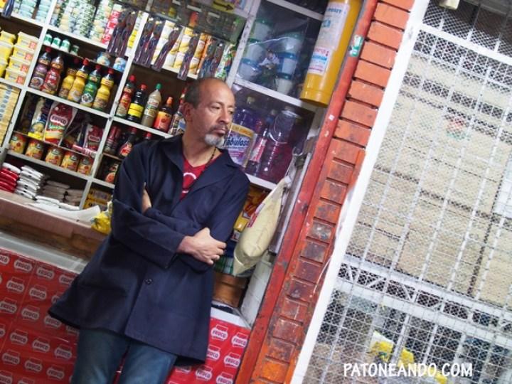 Bogotá sin filtros - patoneando blog de viajes - Lina Maestre