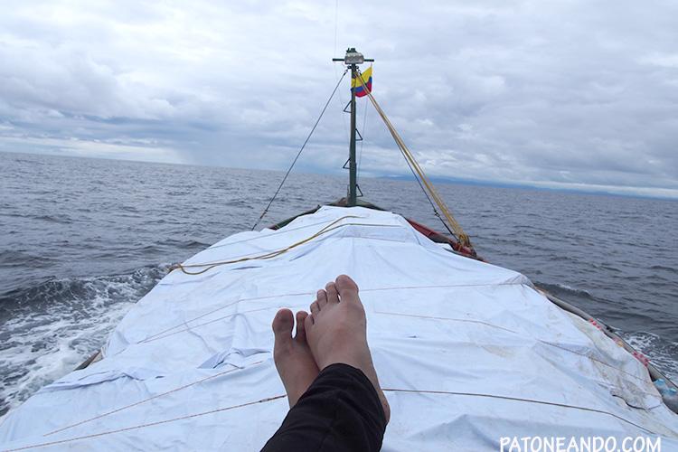 Desafiando al Océano Pacífico