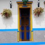 Las puertas de Jardín