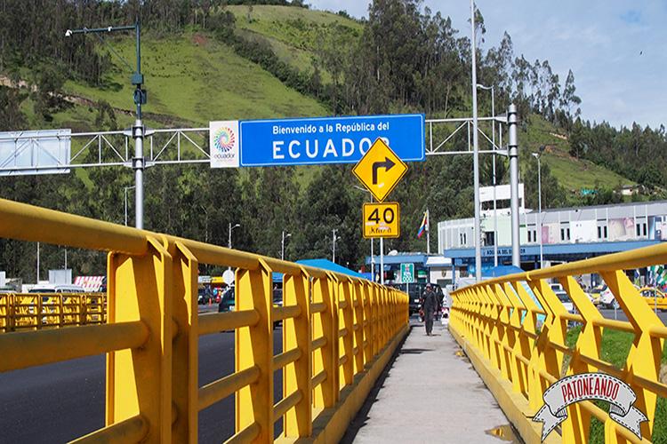 Frontera con Ecuador: el inicio de un sueño