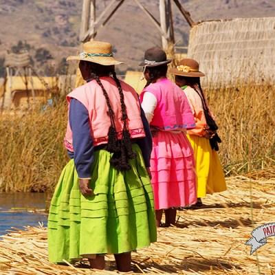 Visita agridulce a las islas de los Uros y las del Titicaca