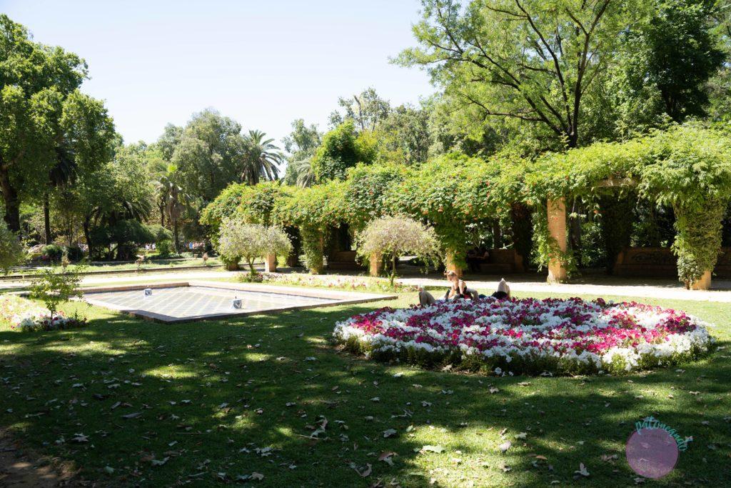 cosas que hacer en sevilla -Parque Maria Luisa - Patoneando blog de viajes