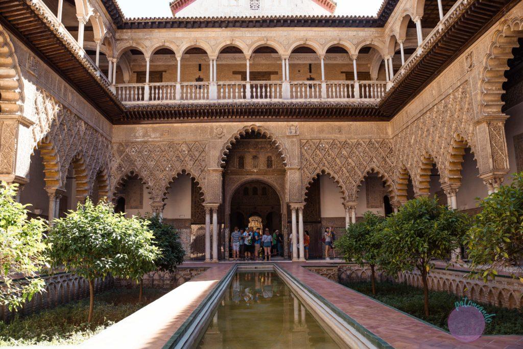cosas que hacer en sevilla - Real Alcázar - Patoneando blog de viajes