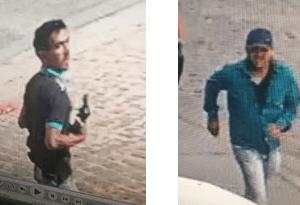 Divulgadas imagens de rouba a empresário no Centro de Sousa. Veja