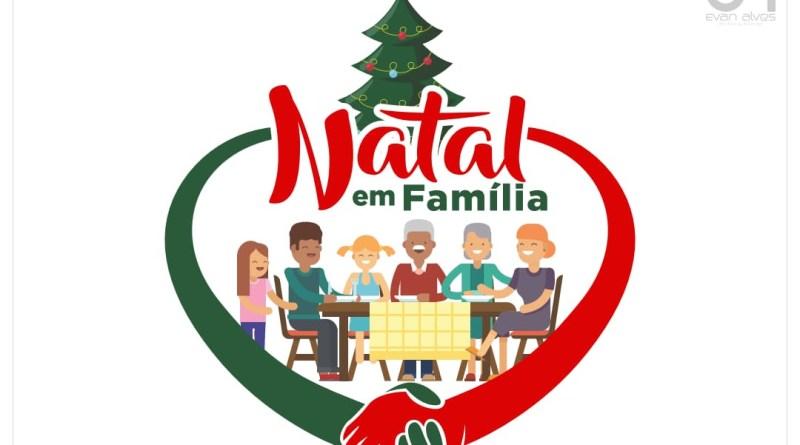 Lançada em Patos, Campanha Natal em Família 2019. Veja