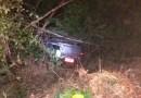 Família que seguia do Ceará para São Mamede se envolve em acidente no alto sertão