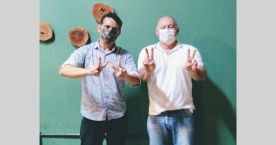 Suplente Washington Queiroz lança pré-candidatura a Vereador ao lado do Professor Jacob em Patos