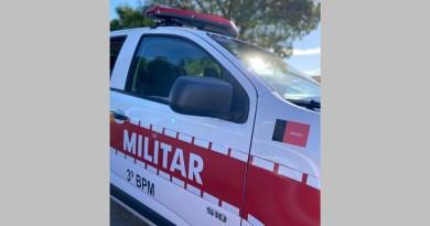 Polícia Militar cumpre mandado de prisão em Patos