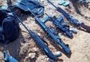 Bandidos mortos em Catingueira eram de quadrilha interestadual de assalto a bancos, diz PMPB
