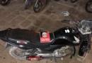 PM apreende moto com restrição de roubo em Junco do Seridó
