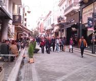 Πάτρα: Σκοπός η αύξηση των πεζών και των ποδηλατών στους δρόμους του ιστορικού κέντρου