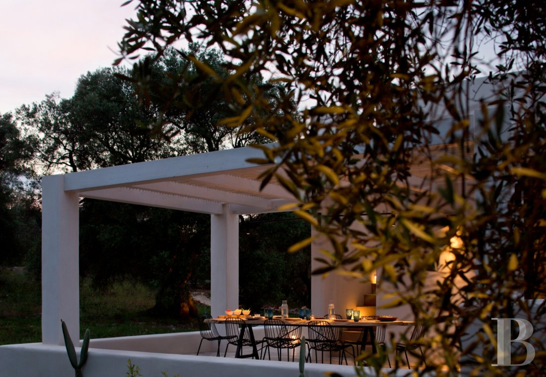 La Casa Di Monti Between Two Seas And A Field Of Ancient Olive Trees Perfect For Holidays In Puglia In Southern Italy