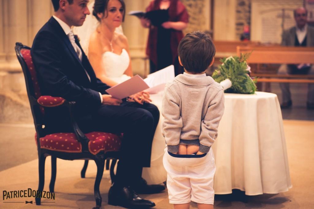 Mariage à la Touche Porée