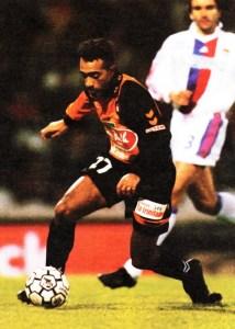 Lyon / Lorient - 16/12/98