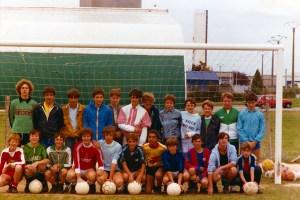 Le sport-étude à Gien - 1983