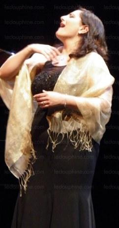 Patricia Atallah, la voix de l'Orient