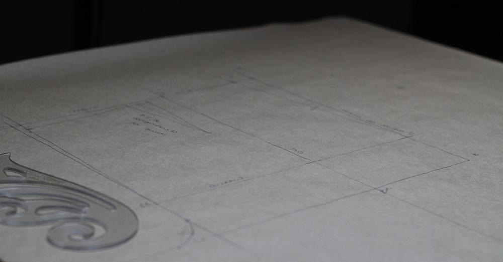 costura e modelagem de uma calça de alfaiataria | Patricia Cardoso