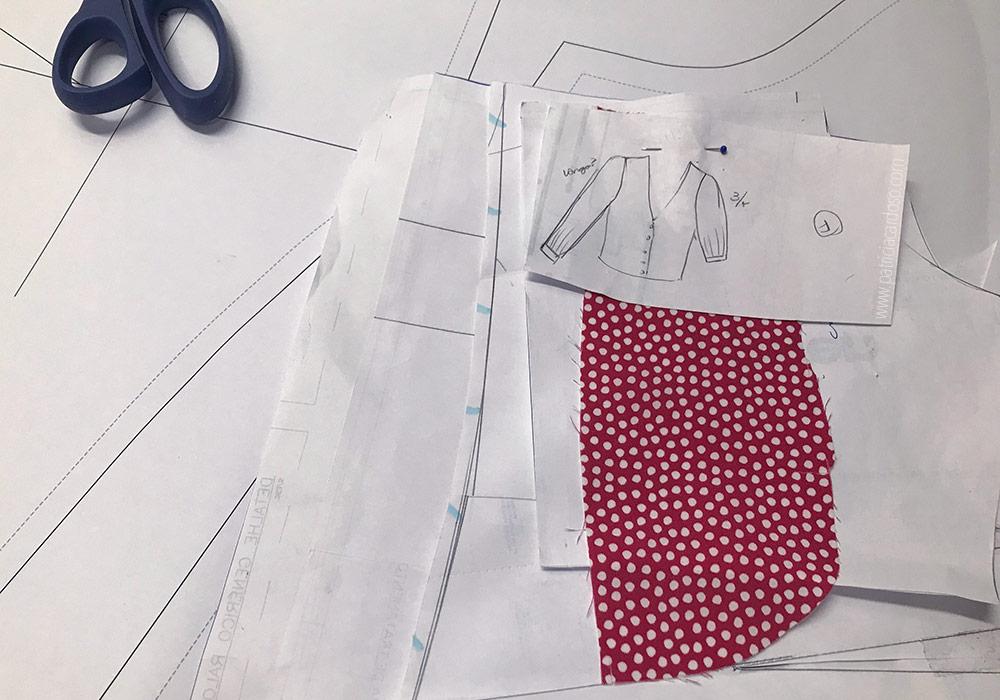 Gradação de moldes | Patricia Cardoso