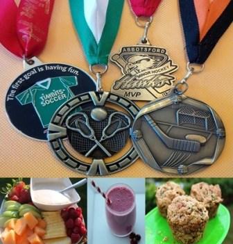 Medal food