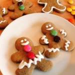 Spicy Ladies and Lentilmen Cookies
