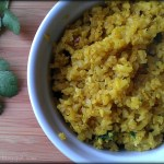 Indian-style-cauliflower-rice