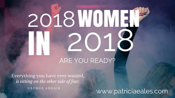 helping 2018 women in 2018