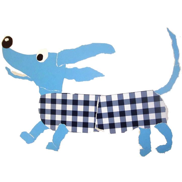 behangbeest-hond