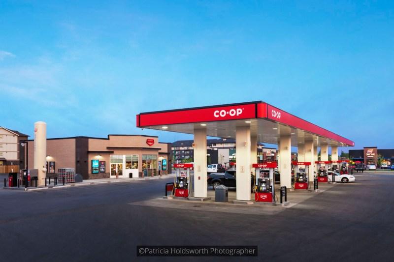 Blairmore Co-op Gas bar_4542