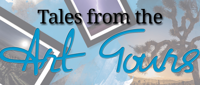 tales from the art tours 2015