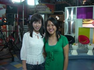 Ng Suan Jee and Lin Ru Jing