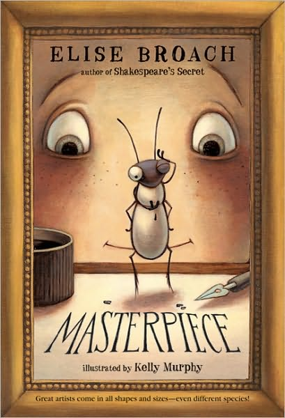Kids On KidLit: Megan (age 11) Reviews MASTERPIECE #literacy #kidlit #k12 #parenting