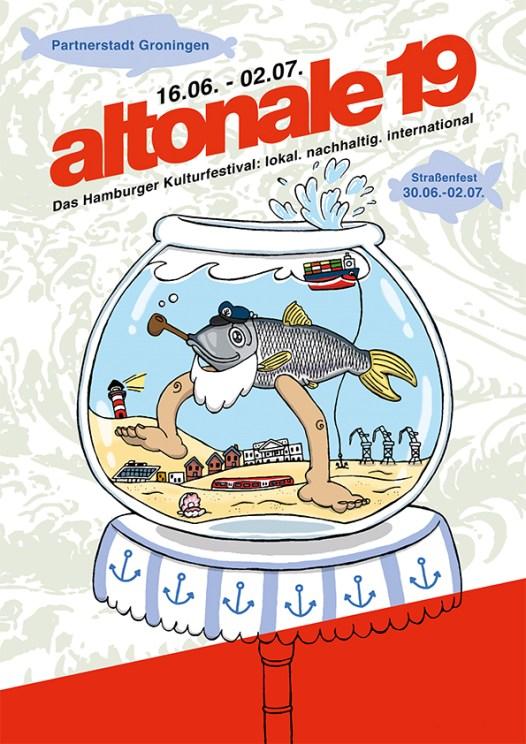 altonale 2017 Aquarium