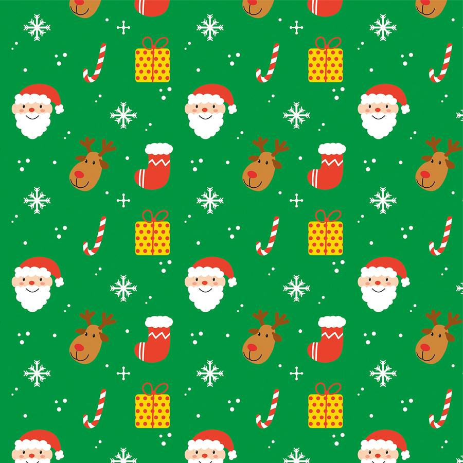 Pattern Weihnachten