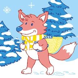 Webseite Titelbild Weihnachtskarten