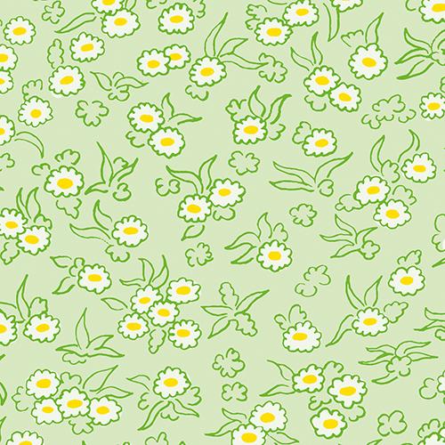 Muster Blumenwiese