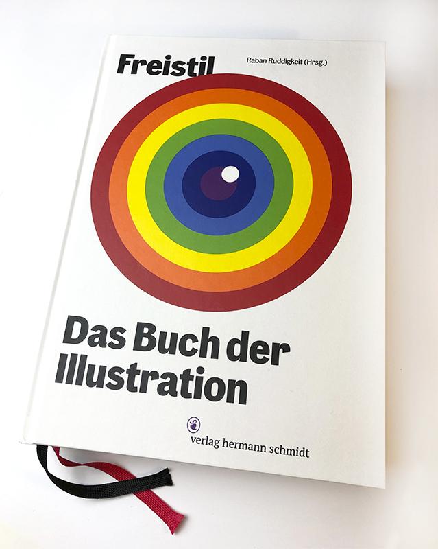Freistil 7 Cover Patricia Oettel Illustration