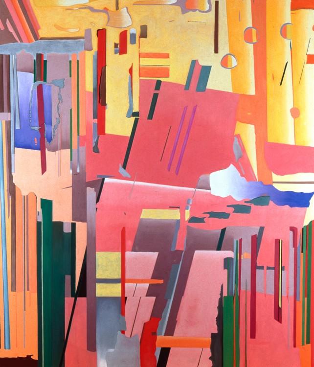 Painting #30 by Patricia Wynn Davies