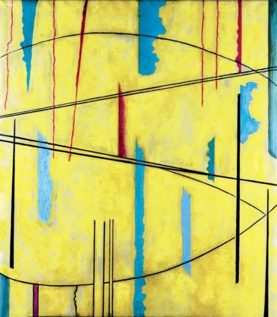 Spaced 2005 by Patricia Wynn Davies