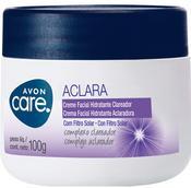 creme facial hidratante clareador aclara care 100g avon2436247 - Creme Facial Clareador Aclara - Avon