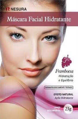 framboesa1 - Máscara Nesura