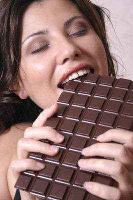 Amargo - CHOCOLATE e seus BENEFÍCIOS