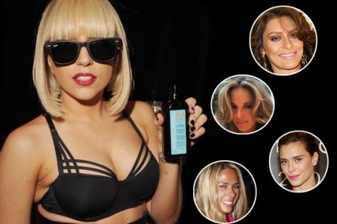 moroccanoil blog - Moroccanoil Máscara Hidratante e Glimmer Shine Spray