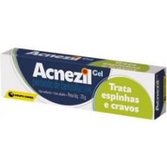 Acnezil Gel - Acnezil Gel - Trata espinhas e cravos