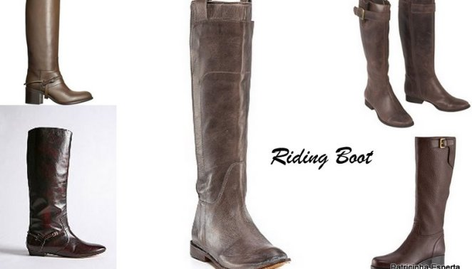 Blog 28 3 - Como usar Cropped Boot, Riding Boot e Over Boot