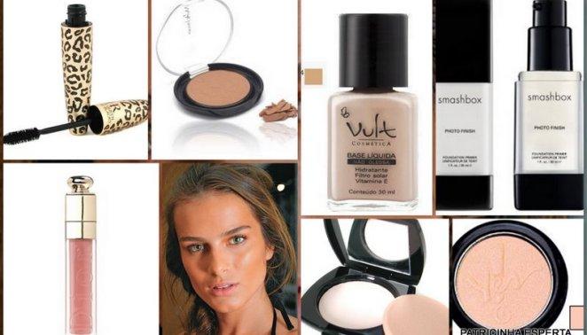 Blog 234 - Maquiagem Fresh
