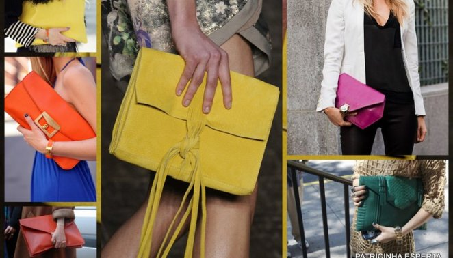 Colagens - Maxi Clutches