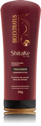finalizador termo shitake 250g1 - Testei - Finalizador Bio Extratus