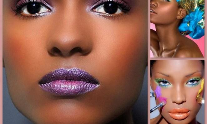 2011 08 271 - Maquiagem Para Peles Negras